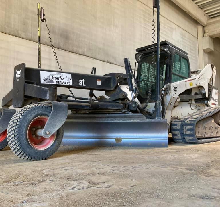 Niveleuse Bobcat 2020 05 4