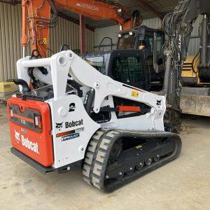 Chargeuse compacte Bobcat T770